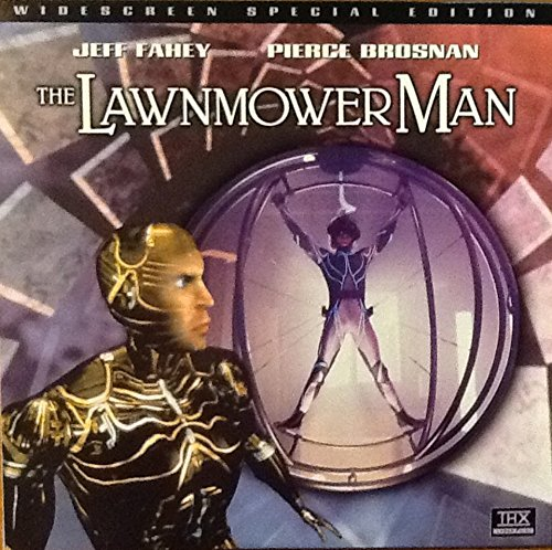 The Lawnmower Man [LASERDISC]