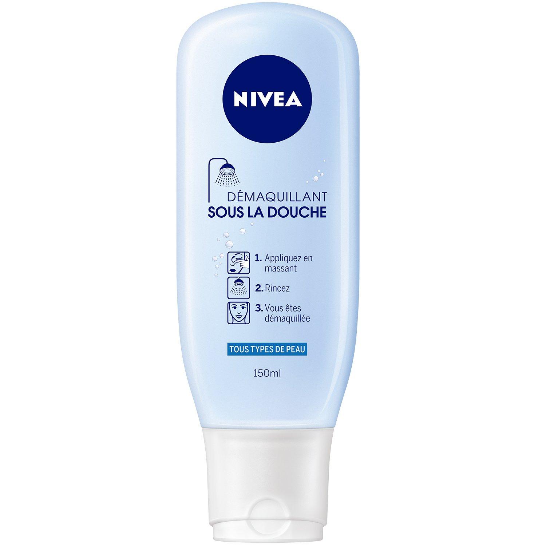 Nivea Limpiador Facial en la ducha todos los tipos de piel 150ml - Lote 3: Amazon.es: Salud y cuidado personal