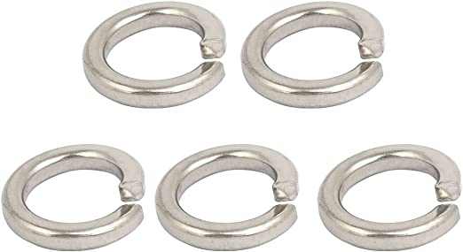 WASHER SPLIT LOCK #6 STEEL Pack of 500