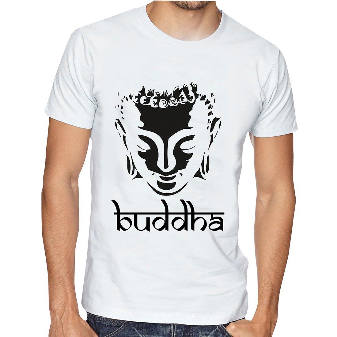 00878ff3be3 Casotec Buddha Black Custom Printed Designer Polyester Sports Round ...