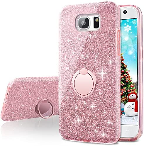 Silverback Glitter Sparkle Rotating Samsung