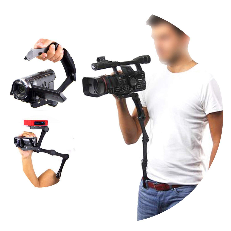 Soporte para cámara de vídeo en Forma de C con Mango estabilizador ...