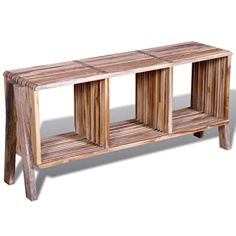 Amazon Com Rustic Tv Stand Industrial Style Cabinet Vintage Retro