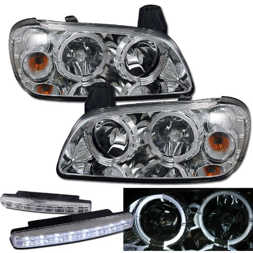 00 maxima halo headlights - 8