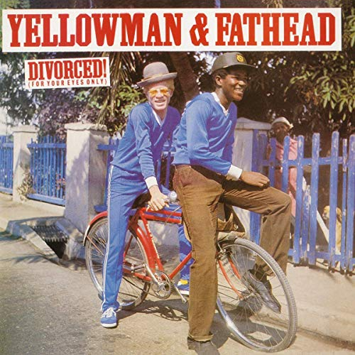 Fathead Vinyl (Divorced (For Your Eyes Only))