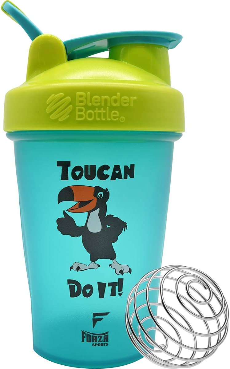 Forza Sports Blender Bottle x Classic 20 oz. Shaker Cup