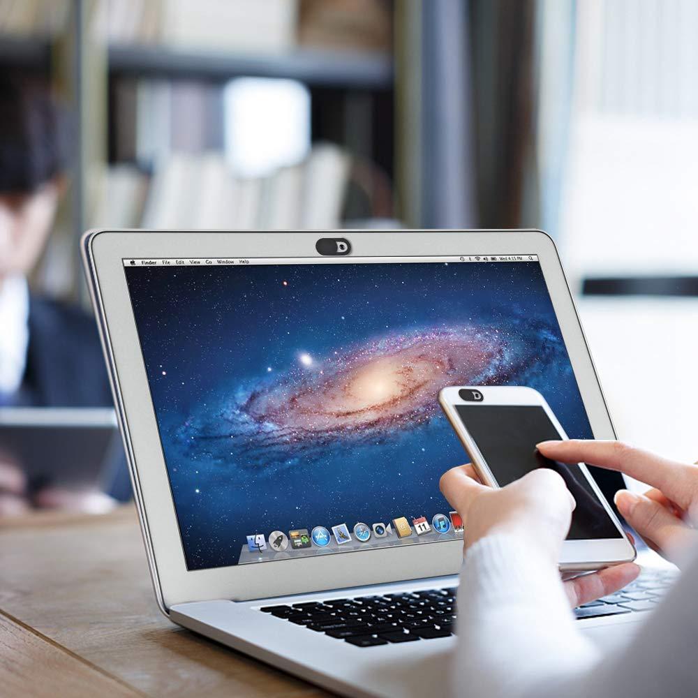 Webcam Abdeckung-Handy Kamera (Front) Webcam Cover Laptop Notebook kamera abdeckung, für Privatsphäre Schutzc (Kunststoff)