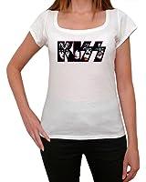 Kiss Group shine, tee shirt femme, imprimé célébrité,Blanc, t shirt femme,cadeau