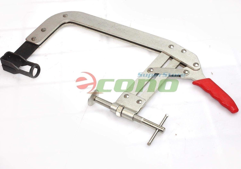 Valve Spring Compressor 10Inch Car Engine Lifter Spring Compressor Springs Retainer Valve Repair Tool