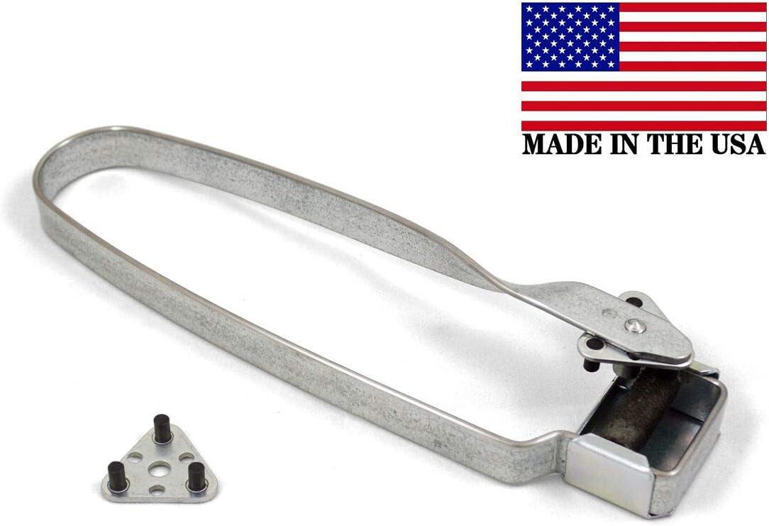 Triple Flint  Striker//Lighter with Replacement 3-way Flint Torch Welding
