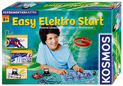 Price comparison product image Kosmos easy elektro start Experimentierkasten