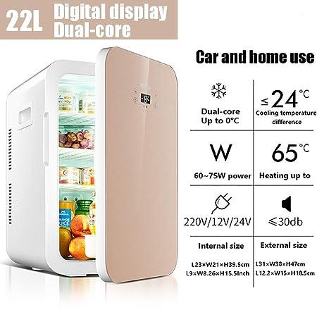 Nevera Termoeléctrica Portátil Refrigerador Del Coche 22L Calor ...