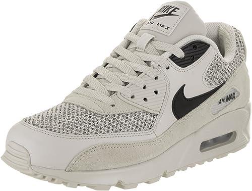 Nike Air Max 90 Essential Men's Shoes, Cream (11) 537384 074