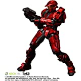 Halo: Combat Evolved PLAY ARTS改 Spartan Mark V Red 【Envisioned by Square Enix Products】(PVC塗装済みアクションフィギュア)