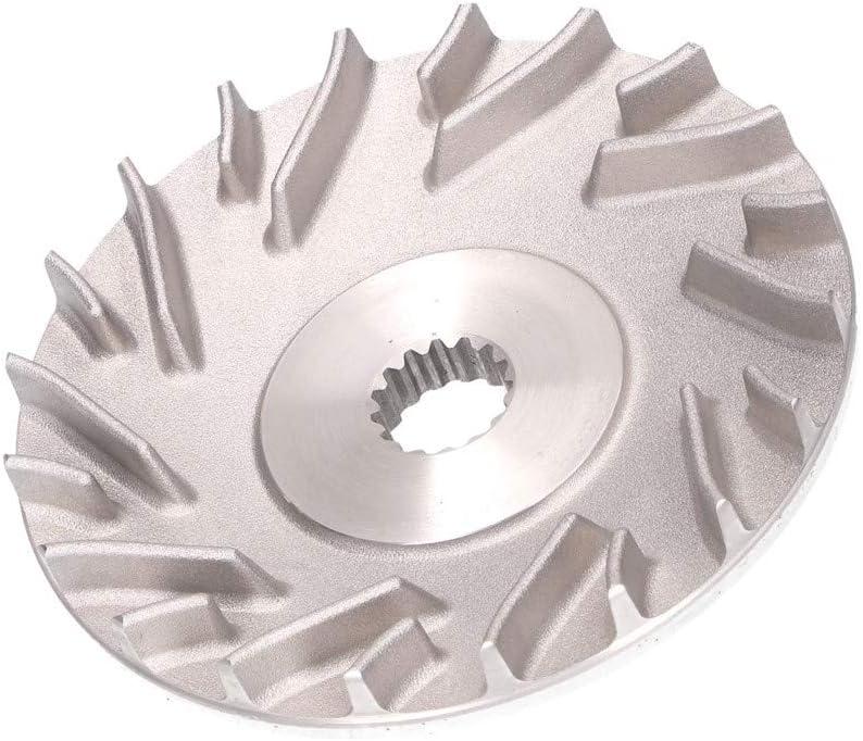 16mm-Kurbelwellenstumpf Riemenscheibe Naraku High Speed CNC f/ür CPI Keeway Generic