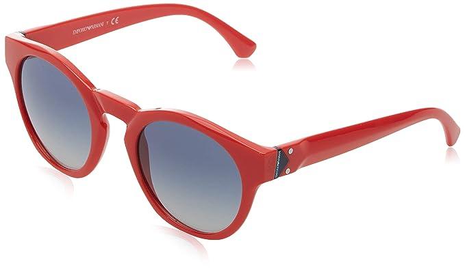 Emporio Armani 0ea4113 56624l 51 Gafas de sol, Red, Mujer ...