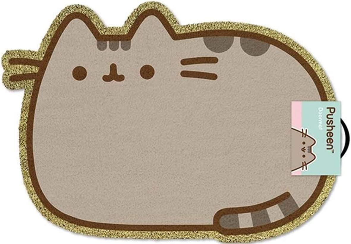 Pyramid International Pusheen The Cat Doormat 40 x 57cm, Vinyl, Multicolor, 40