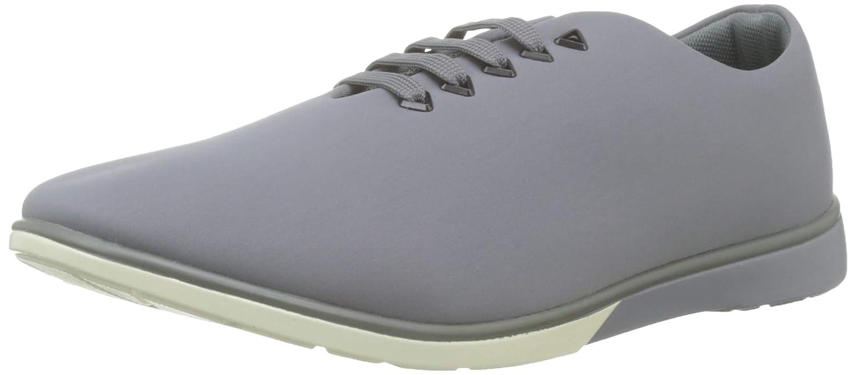 TALLA 45 EU. Muroexe Atom Eternal Dark Grey, Zapatos de Cordones Derby Unisex Adulto