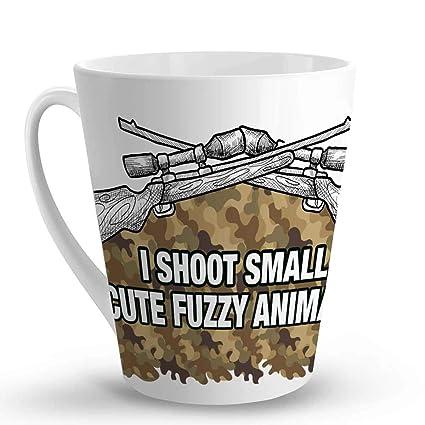 Amazon.com: Makoroni - I SHOOT SMALL CUTE FUZZY ANIMALS ...