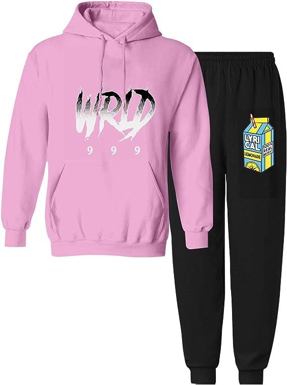 Mens Womens Activewear Tracksuits JuiceWRLD Sets Jogger pants set Casual Hoodie