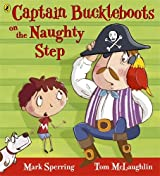 Captain Buckleboots on the Naughty Step