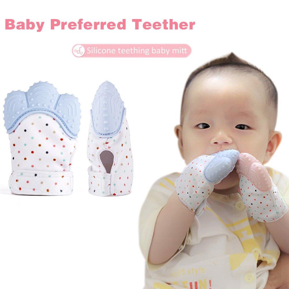 91888673bcca lzndeal 1pc silicone anneau de dentition bébé tétine gant de dentition à  croquer nouveau-né soins infirmiers dentition  Amazon.fr  Bricolage