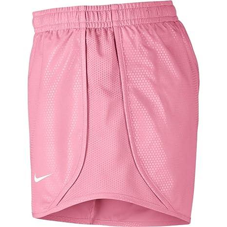 8f91b01db347 Amazon.com: Nike Tempo Older Kids' (Girls') Running Shorts (Pink ...