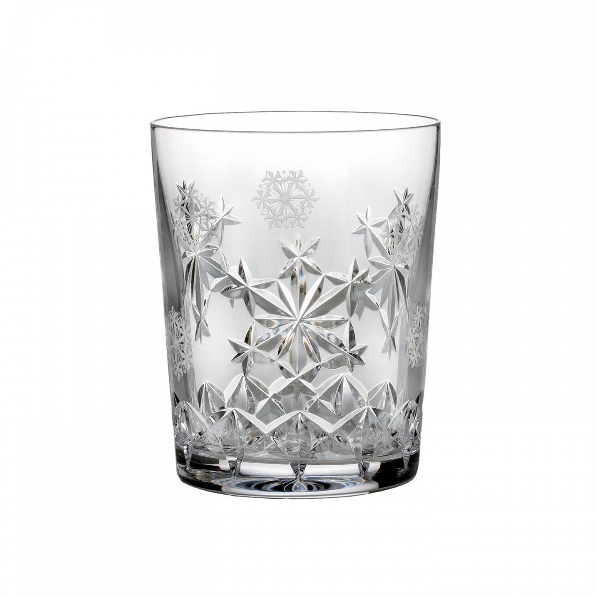 Waterford Snowflake Wishes 2013 ''Goodwill'' Kerry Double Old Fashioned Glass