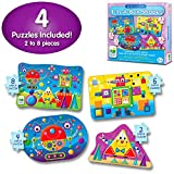 The Learning Journey My First Puzzle Sets 4-In-A-Box, Shapes