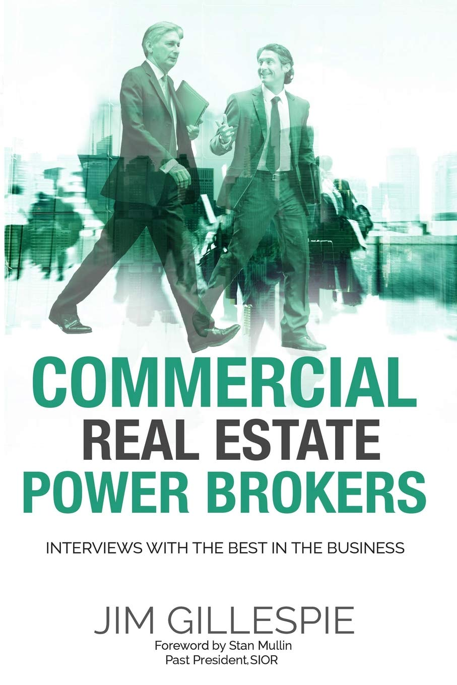 Amazon Commercial Real Estate Power Brokers Interviews With