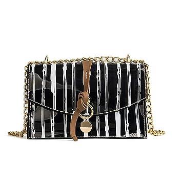 b27f7adf28ea Amazon.com: Cujubag Shoulder Bags Women Messenger Bags Black ...
