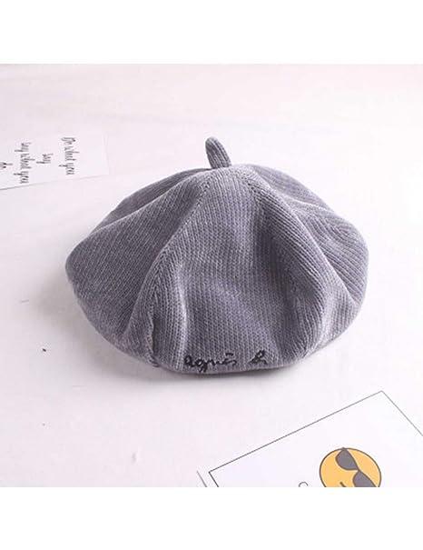 YYMDN Sombreros De Boina De Otoño para Madre Sombreros De Boina De ...