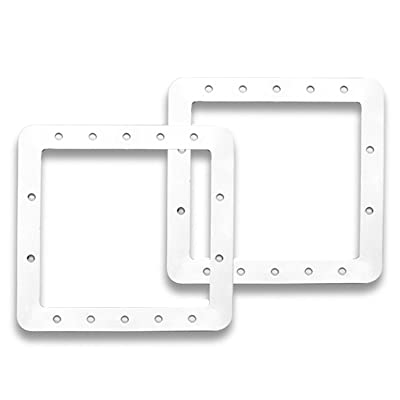 Replacement Above Ground Pool Skimmer Gasket Set : Swimming Pool Skimmers : Garden & Outdoor