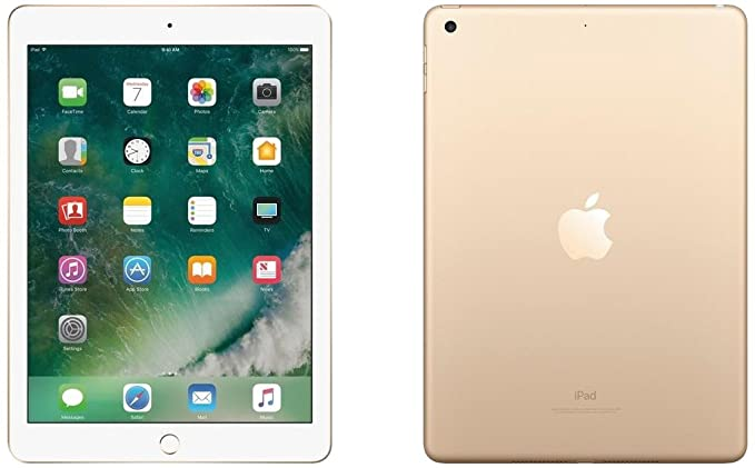 Apple iPad 2017 32GB Gold Wi-Fi MPGT2CL//A