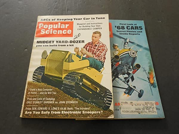 Popular science may jun 1967 expandable camper james bond 1968 popular science may jun 1967 expandable camper james bond 1968 cars malvernweather Images