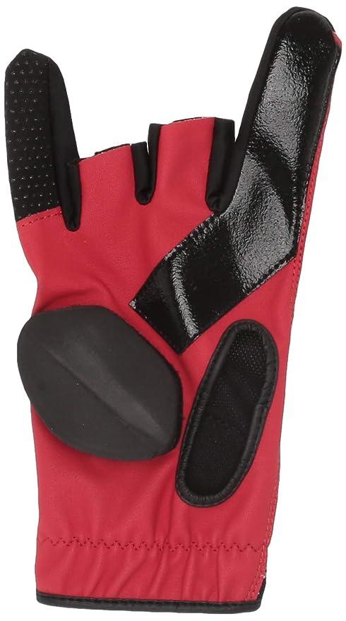 Black//Red Storm Power Right Handed STPG XLR Bowling Glove XL