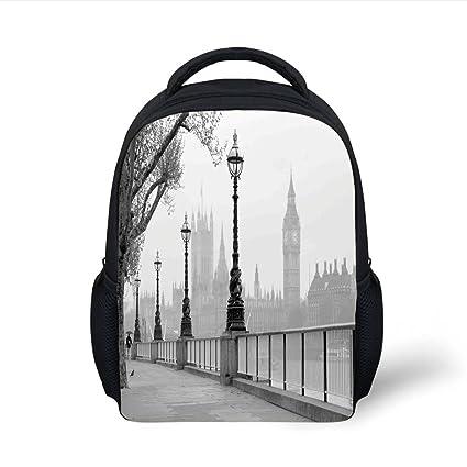 Amazon.com  iPrint Kids School Backpack London 4aba83facd965