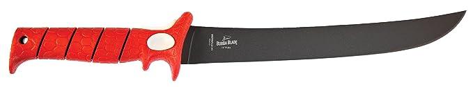 Best Fillet Knife : Bubba Blade 12 Inch Flex Curved Fillet Knife