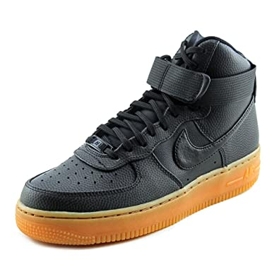 new photos 489ab cd6cd Nike Womens Air Force 1 HI SE Fashion Embossed High Top Sneakers
