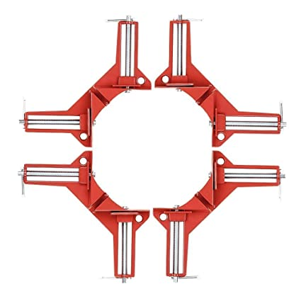Zinc Alloy Right Angle Clamp 90 Degree Clamp Miter Picture Frame