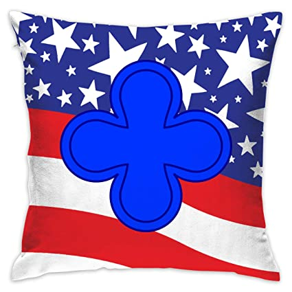 Amazon 88th Infantry Division Fashion Throw Pillow Cafe Home