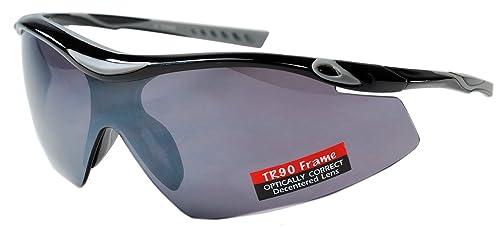 JiMarti gafas de sol TR22 deporte Wrap TR90 Unbreakable ...