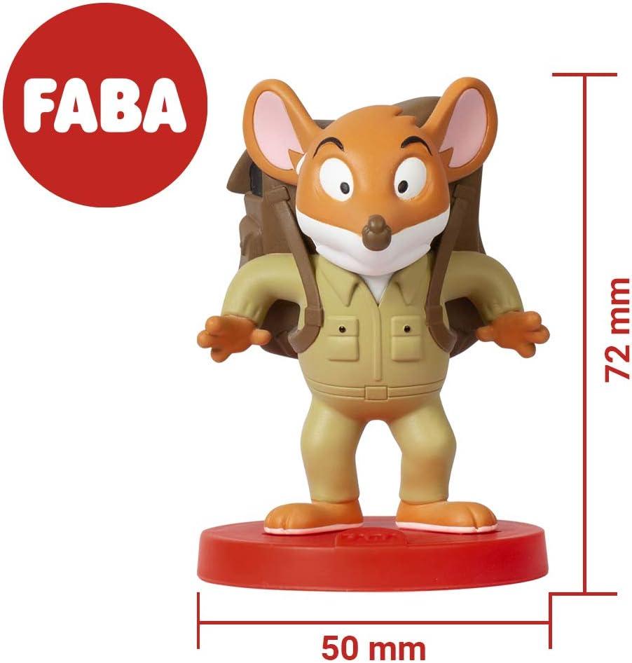 Blau Faba FBC10002 Lautsprecher mit Sound Ele der Elefant