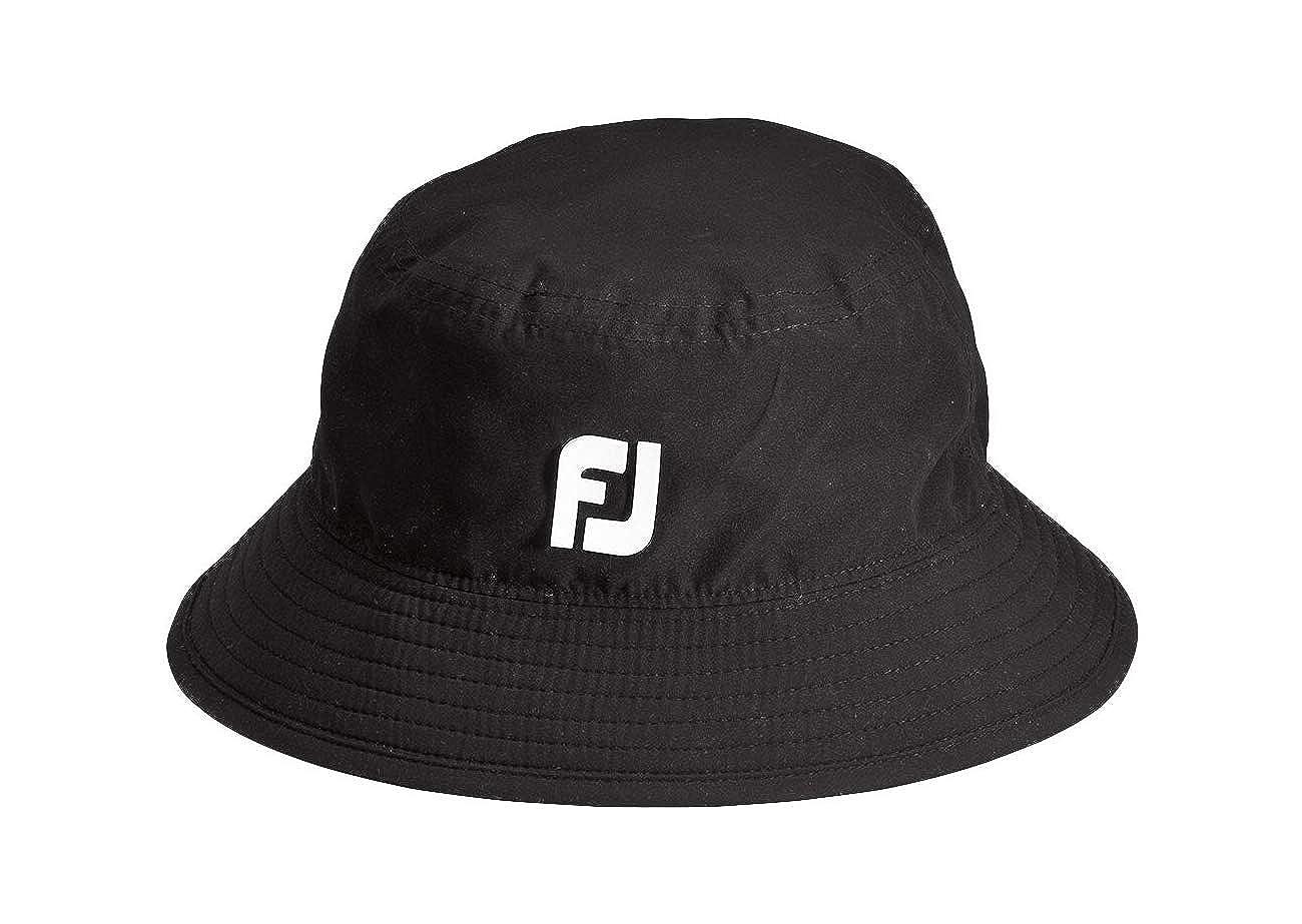 9b118cc8c8f Amazon.com  FootJoy DryJoys Tour Bucket Hat (Large X-Large)  Clothing