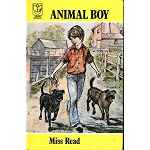 Animal Boy (Young Mermaids S) Miss Read and Gareth Floyd (Illustrator)