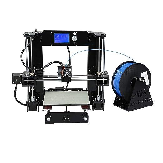 DM-DYJ Kit De Bricolaje Impresora 3D, Alta Precisión ...