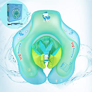 Baby Float for Baby, Toddler Pool Floaties, Baby Swimming Float Ring for The Age of 6 Months-3 Years (S)