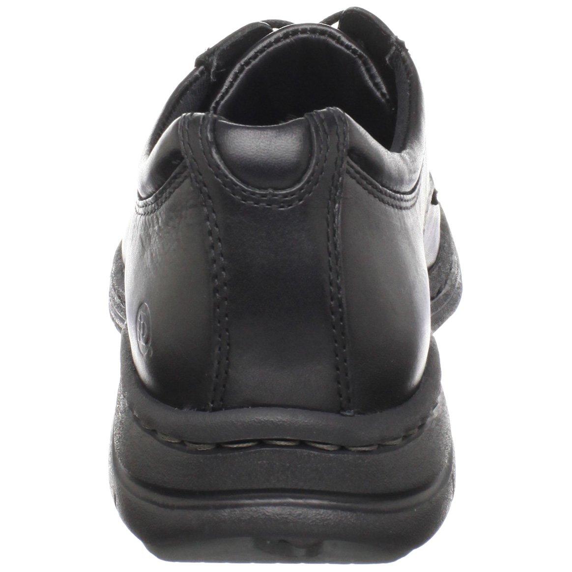 Amazon.com | Dunham by New Balance Men's Hamilton Leather Moc-Toe Oxford  Shoes | Oxfords
