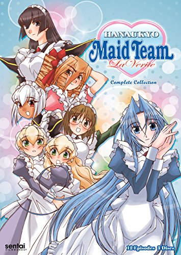 Hanaukyo Maid Team: La Verite Photo #1