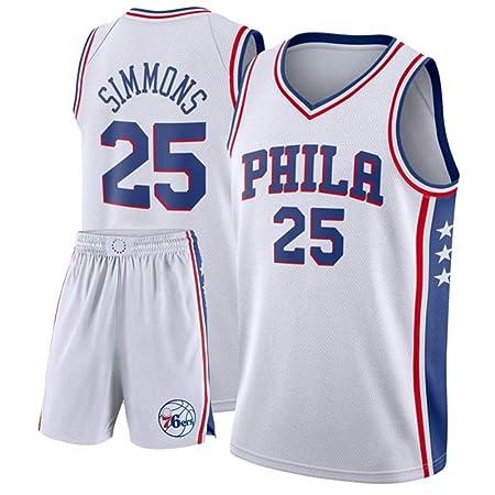 AKCHIUY Camiseta De Baloncesto para Hombre # 25 - NBA ...